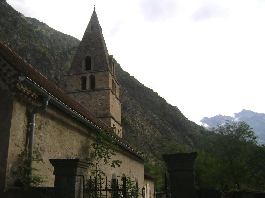 Eglise de Saint-Maurice (art roman, XIIIème siècle)