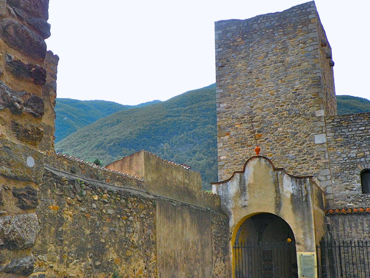 Abbaye Santa Maria d'Arles sur Tech