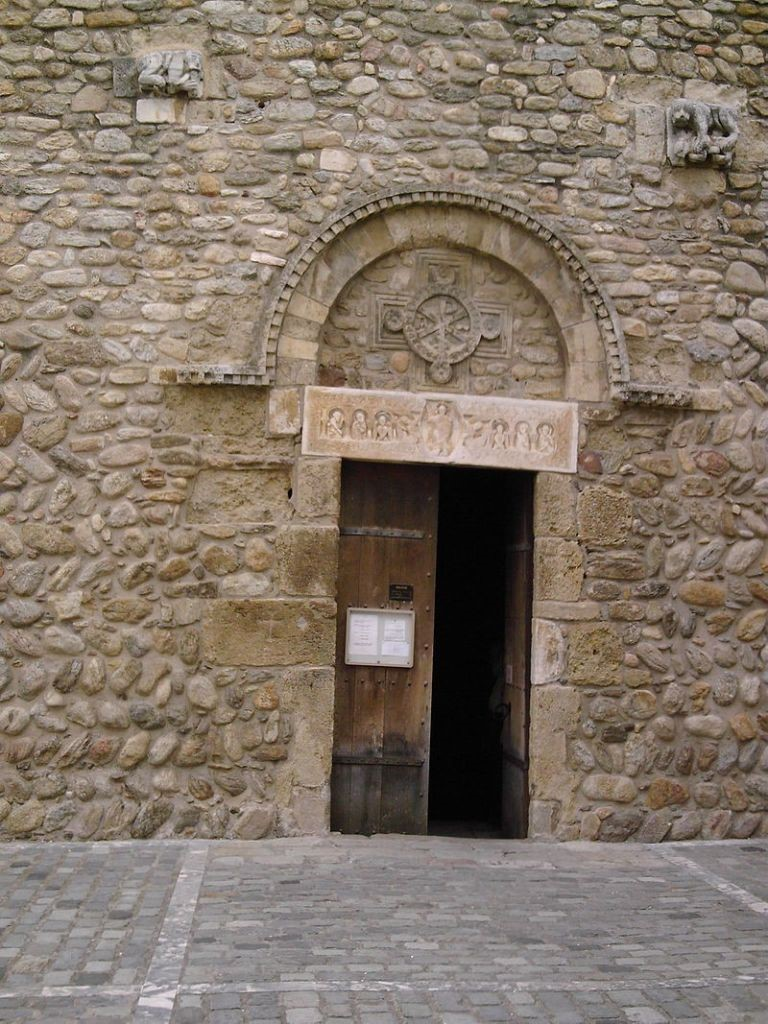 Chapelle de Saint-André de Sorède
