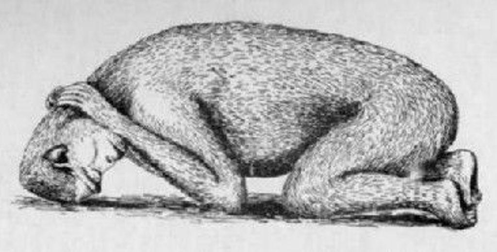 Le Ksi-Gyik au repos (Khalkhov, 1914)