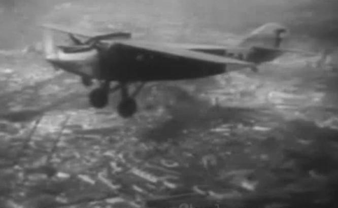 Photo et témoignage d'une observation de monstre marin datant de 1936